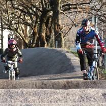 Marzo 2015 | futuri riders al corso di avviamento alla BMX