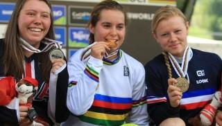 Downhill, Alessia Missiaggia vince il titolo mondiale