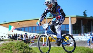 Gara 6 campionato Italiano 2014 Creazzo BMX Race
