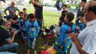 Gara 2 Campionato Triveneto Bmx Race 2016 Creazzo