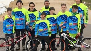1° + 2° Prova Circuito Italiano BMX 2018 – Besnate