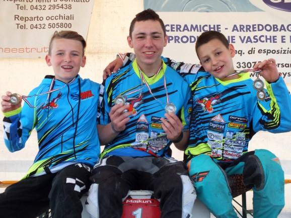 BMX-CUP ALPE ADIA 2017 a RIVIGNANO